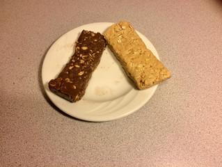 Homemade, no bake high protein energy bars