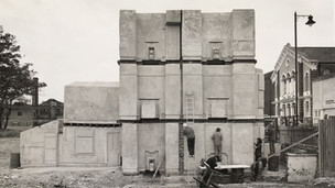 House (1993) by Rachel Whiteread