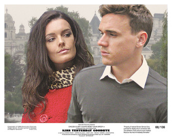 Reggie comes down to London to find Cassey has changed.