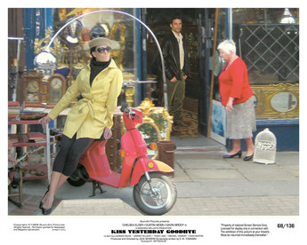 Cassey visits her aunt Peguine at her Odd Bits & Ends Shop on Portabello Road