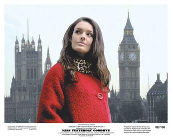 Cassey explores London