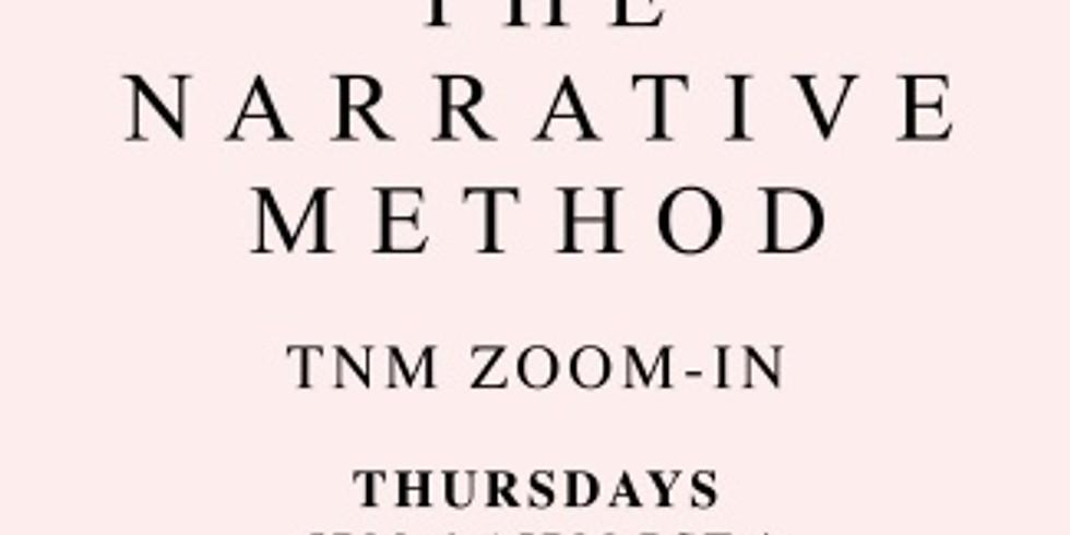 TNM Human Zoom-In with Shari Foos