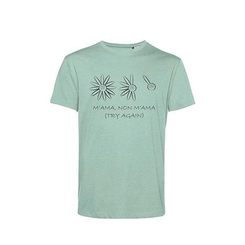 Organic T-shirt Sage - Margherita