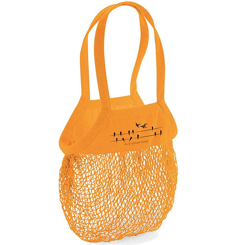 Organic Shopping Bag Amber - Rondini