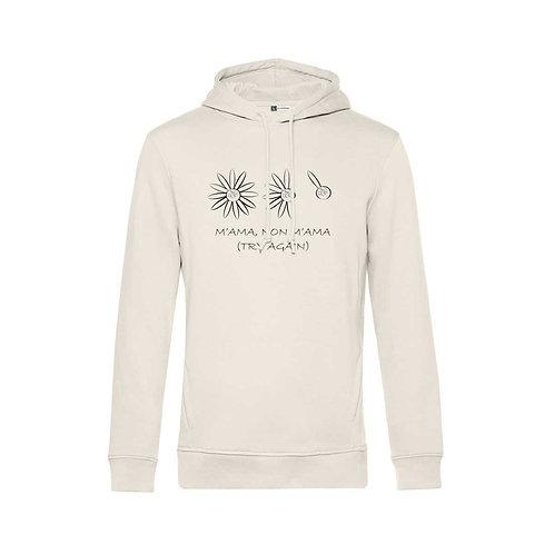 Organic Hoodie Natural - Margherita