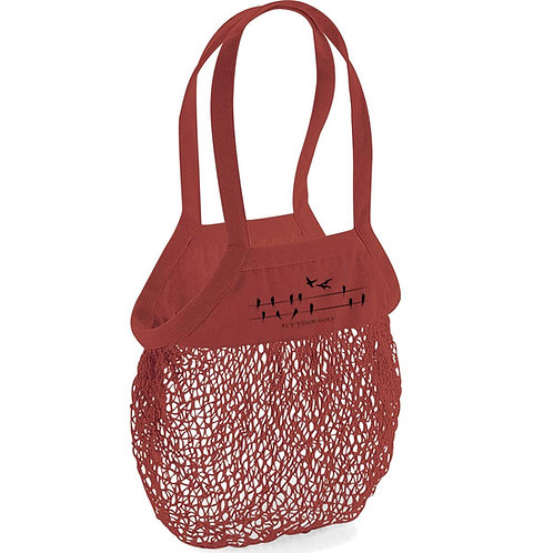 Organic Shopping Bag Brick - Rondini