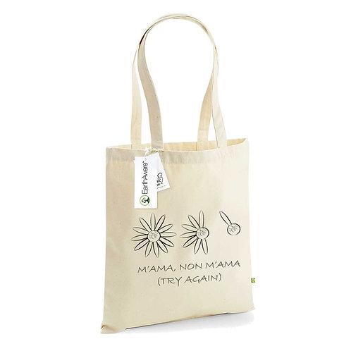 Organic Shopper Natural - Margherita