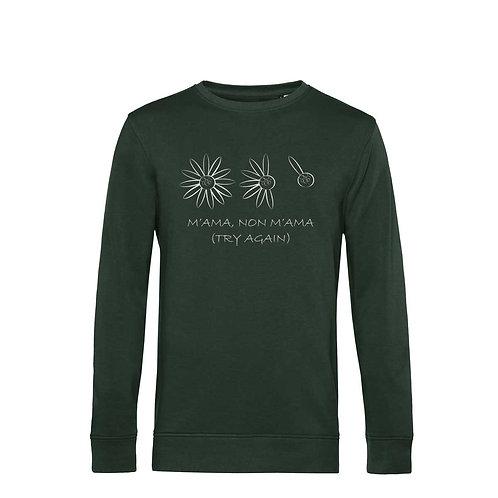 Organic Sweatshirt Forest - Margherita