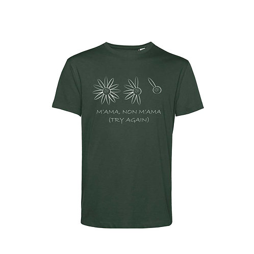 Organic T-shirt Forest - Margherita