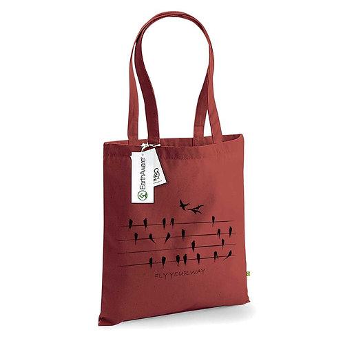 Organic Shopper Brick - Rondini