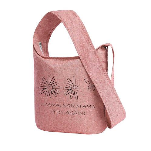 Recycled Shoulder Bag Brick - Margherita