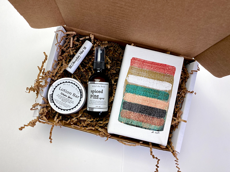 Holiday Gift Set - Collaboration with Mind the Body