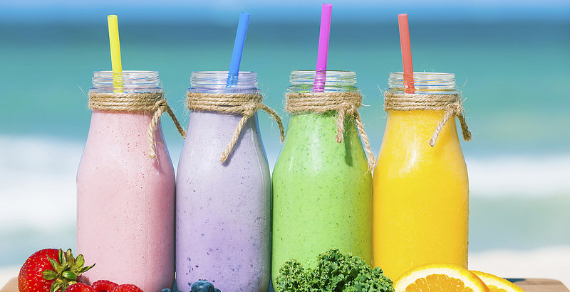 10 easy smoothie recipes