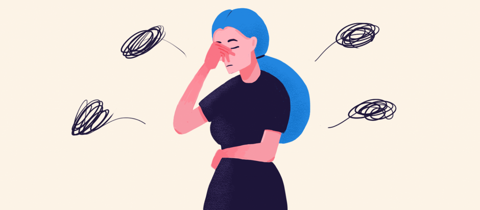 Anxiety:10 Ways You Can Fight it Naturally