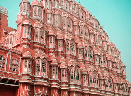 Jaipur: Hawa Mahal, Janta Mantar
