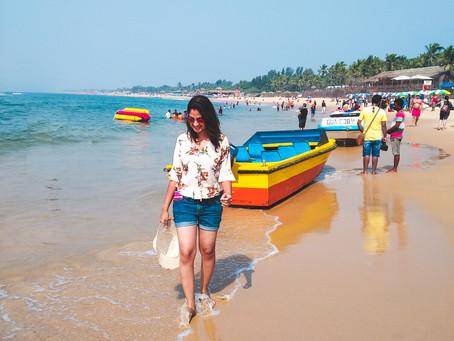 Goa: Day 1 & 2