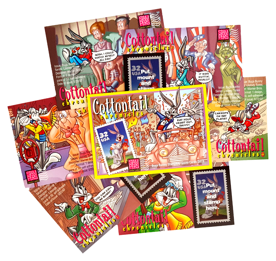 Bugs Postal Cards 2 copy