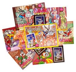 Bugs Postal Cards 2 copy