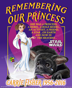 Remembering Leia