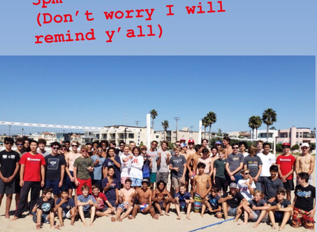 Watermans Safehouse Beach Volleyball Fundraiser 10/8/19