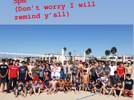 Watermans Safehouse Beach Volleyball Fundraiser 10/8/19