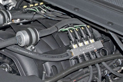ГБО BRC Cadillac Escalade