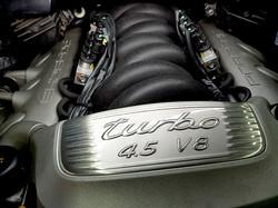 установить ГБО BRC Porsche