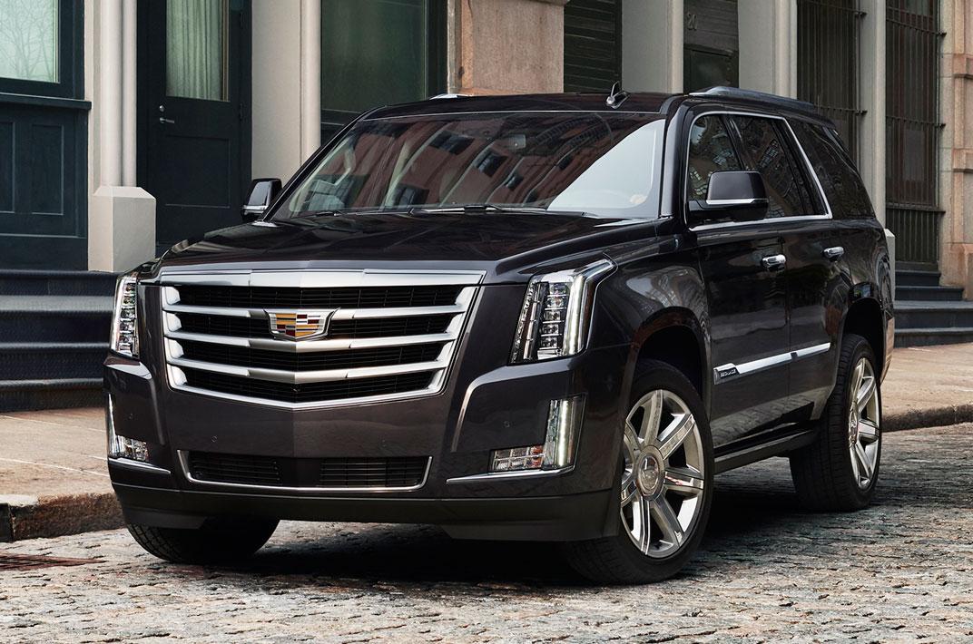 ГБО 2017-Cadillac-Escalade