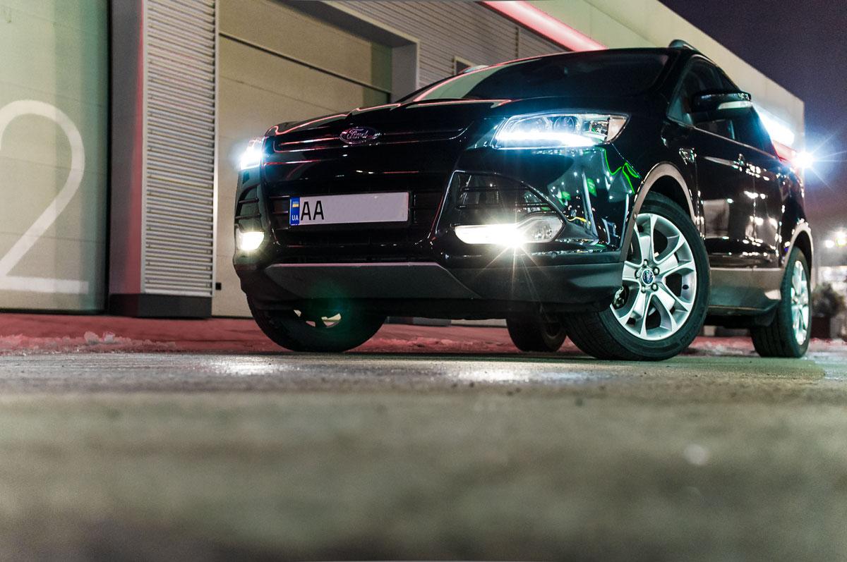 ГБО Форд экобуст 2.0