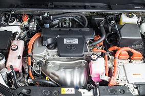 ГБО Toyota Rav-4 Hybrid