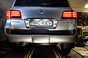 ГБО BRC на лексус LX570