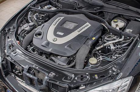 установить гбо Mercedes S221