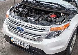 ГБО BRC Ford Explorer 3.5