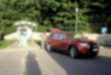 ГБО: Ford Edge 2.0 ecoboost