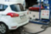 ГБО форд B-max 1.0 ecoboost