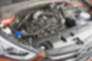 ГБО: Hyundai Santa FE 2.0 turbo GDI