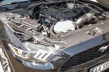ГБО Ford Musang 2.3 Ecoboost