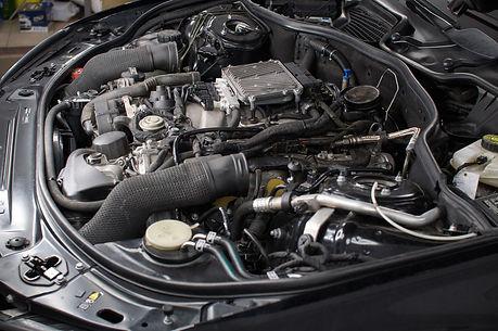 Установить ГБО на Mercedes Benz S221