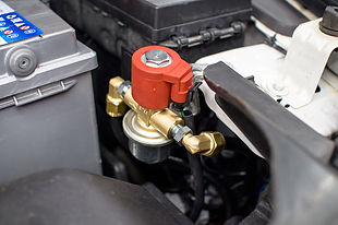 Газовая установка на Форд Эксплорер 3.5