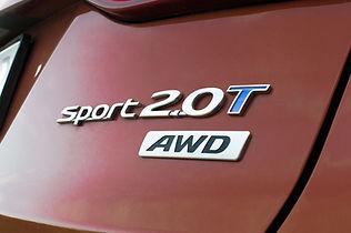 Hyundai Santa FE T-GDI 2.0 - установка ГБО