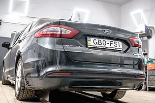 ГБО Ford Fusion 1.5 ecoboost