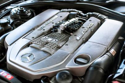ГБО BRC Mercedes 5.5 kompressor