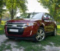 Ford Edge 2.0 - установка ГБО