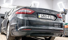 ГБО ford fusion 1.5
