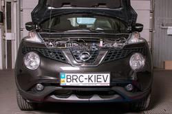 ГБО BRC Nissan Juke 1.6