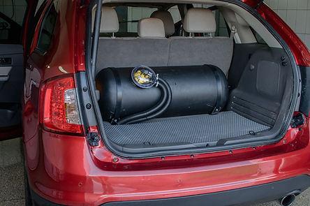 ГБО на форде эдж 2.0 экобуст
