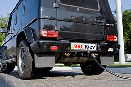 ГБО для Mercedes G55 AMG Kompressor - BRC