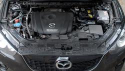 Skyactiv 2.0 Mazda с ГБО BRC