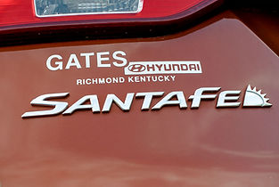 Установка ГБО на Hyundai Santa FE t-GDI