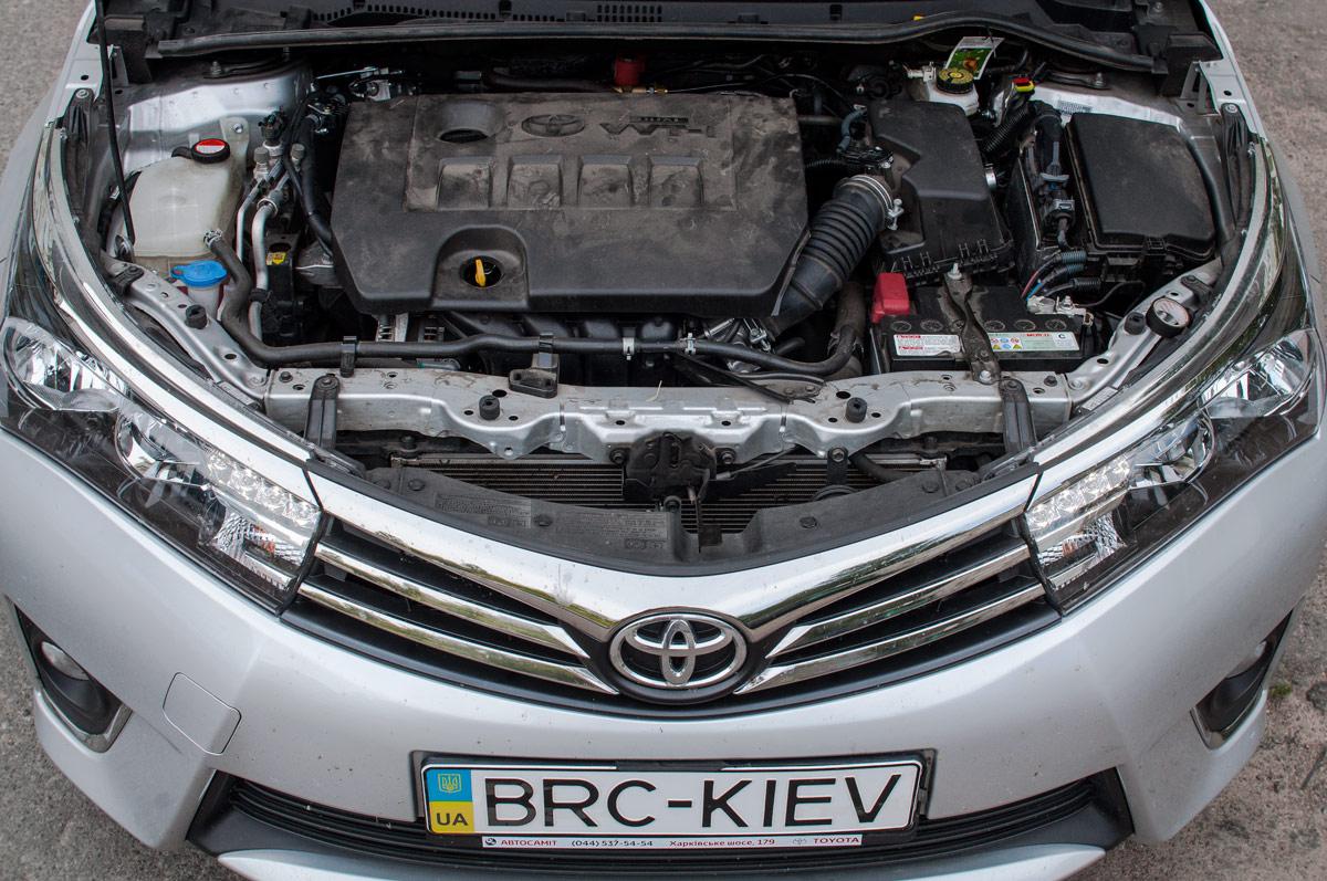 ГБО BRC Toyota Corolla 2016